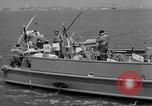 Image of moored minesweeping United States USA, 1958, second 22 stock footage video 65675072324