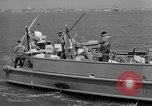 Image of moored minesweeping United States USA, 1958, second 23 stock footage video 65675072324