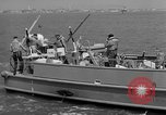 Image of moored minesweeping United States USA, 1958, second 24 stock footage video 65675072324