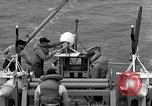 Image of moored minesweeping United States USA, 1958, second 25 stock footage video 65675072324
