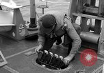 Image of moored minesweeping United States USA, 1958, second 34 stock footage video 65675072324
