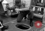 Image of moored minesweeping United States USA, 1958, second 36 stock footage video 65675072324