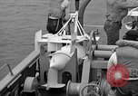 Image of moored minesweeping United States USA, 1958, second 42 stock footage video 65675072324