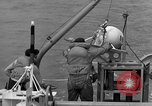Image of moored minesweeping United States USA, 1958, second 47 stock footage video 65675072324