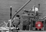 Image of moored minesweeping United States USA, 1958, second 50 stock footage video 65675072324