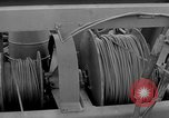 Image of moored minesweeping United States USA, 1958, second 55 stock footage video 65675072324