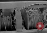 Image of moored minesweeping United States USA, 1958, second 56 stock footage video 65675072324