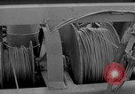 Image of moored minesweeping United States USA, 1958, second 57 stock footage video 65675072324