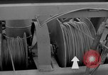 Image of moored minesweeping United States USA, 1958, second 58 stock footage video 65675072324