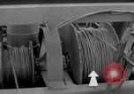 Image of moored minesweeping United States USA, 1958, second 62 stock footage video 65675072324