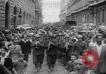Image of liberation of Rome Rome Italy, 1944, second 31 stock footage video 65675072375