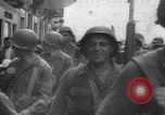 Image of liberation of Rome Rome Italy, 1944, second 33 stock footage video 65675072375