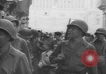 Image of liberation of Rome Rome Italy, 1944, second 35 stock footage video 65675072375