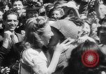 Image of liberation of Rome Rome Italy, 1944, second 38 stock footage video 65675072375