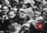 Image of liberation of Rome Rome Italy, 1944, second 39 stock footage video 65675072375