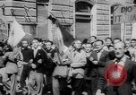 Image of liberation of Rome Rome Italy, 1944, second 42 stock footage video 65675072375