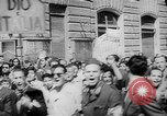 Image of liberation of Rome Rome Italy, 1944, second 44 stock footage video 65675072375