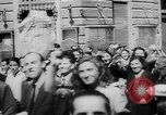 Image of liberation of Rome Rome Italy, 1944, second 46 stock footage video 65675072375