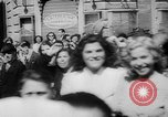 Image of liberation of Rome Rome Italy, 1944, second 47 stock footage video 65675072375