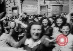 Image of liberation of Rome Rome Italy, 1944, second 48 stock footage video 65675072375