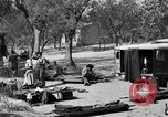 Image of wounded Allied soldiers Monte Cassino Italy, 1944, second 3 stock footage video 65675072377