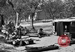 Image of wounded Allied soldiers Monte Cassino Italy, 1944, second 4 stock footage video 65675072377