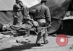 Image of wounded Allied soldiers Monte Cassino Italy, 1944, second 13 stock footage video 65675072377
