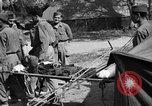 Image of wounded Allied soldiers Monte Cassino Italy, 1944, second 29 stock footage video 65675072377