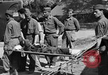 Image of wounded Allied soldiers Monte Cassino Italy, 1944, second 30 stock footage video 65675072377