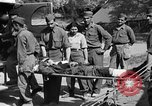 Image of wounded Allied soldiers Monte Cassino Italy, 1944, second 31 stock footage video 65675072377