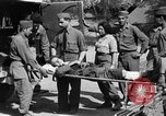 Image of wounded Allied soldiers Monte Cassino Italy, 1944, second 33 stock footage video 65675072377