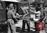 Image of wounded Allied soldiers Monte Cassino Italy, 1944, second 35 stock footage video 65675072377