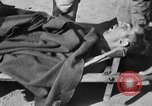 Image of wounded Allied soldiers Monte Cassino Italy, 1944, second 49 stock footage video 65675072377