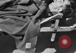 Image of wounded Allied soldiers Monte Cassino Italy, 1944, second 50 stock footage video 65675072377