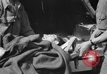 Image of wounded Allied soldiers Monte Cassino Italy, 1944, second 53 stock footage video 65675072377