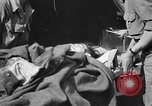 Image of wounded Allied soldiers Monte Cassino Italy, 1944, second 54 stock footage video 65675072377