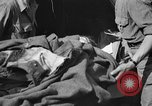 Image of wounded Allied soldiers Monte Cassino Italy, 1944, second 55 stock footage video 65675072377