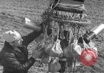 Image of Japanese paper bomb balloon Pacific Theater, 1945, second 22 stock footage video 65675072436