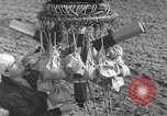 Image of Japanese paper bomb balloon Pacific Theater, 1945, second 34 stock footage video 65675072436