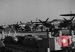 Image of B-26 Marauder aircraft European Theater, 1944, second 7 stock footage video 65675072442
