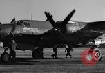 Image of B-26 Marauder aircraft European Theater, 1944, second 9 stock footage video 65675072442