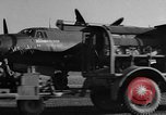 Image of B-26 Marauder aircraft European Theater, 1944, second 11 stock footage video 65675072442