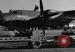 Image of B-26 Marauder aircraft European Theater, 1944, second 13 stock footage video 65675072442