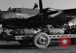 Image of B-26 Marauder aircraft European Theater, 1944, second 14 stock footage video 65675072442