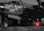 Image of B-26 Marauder aircraft European Theater, 1944, second 17 stock footage video 65675072442