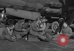 Image of B-26 Marauder aircraft European Theater, 1944, second 25 stock footage video 65675072442