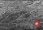 Image of terraced land Hiroshima Japan, 1946, second 62 stock footage video 65675072453