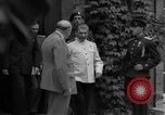 Image of Potsdam Conference Potsdam Germany, 1945, second 15 stock footage video 65675072456