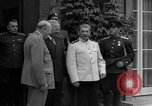Image of Potsdam Conference Potsdam Germany, 1945, second 17 stock footage video 65675072456
