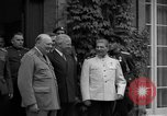 Image of Potsdam Conference Potsdam Germany, 1945, second 18 stock footage video 65675072456